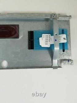 Touchpad Control Whirlpool KitchenAid Kenmore Range Membrane Switch W10324427