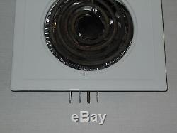 Used Jenn-air A100 Cae1000acx White Burner Cartridge Cooktop Range A109-c A100-c