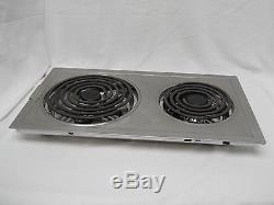 Used Jenn-air A100 Stainless Cae10 Burner Cartridge Cooktop Range A109-c A100-c