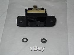 Used Jenn Air Black Fan Switch 2 Wires