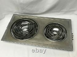Used Jenn-air A100 Cartridge For Cooktop Or Range 2 Coil Element A100-c A109-c