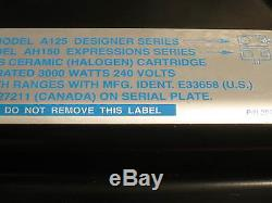 Used JennAir Designer Series Glasstop Range Cartridge Mod. A120B