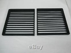 Very Nice Jenn Air Grill Cooktop BBQ GRATES NEWER MODEL for Stove Range Cooktop