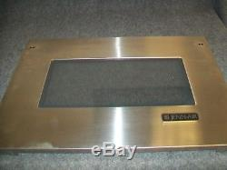 W11124797 Jenn-Air Maytag Range Oven Outer Door Glass Panel