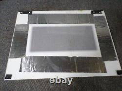 WP9759639 Whirlpool Range Oven Outer Door Glass 28 x 20 9/16