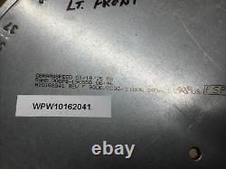 WPW10162041 Whirlpool Glass Smooth Top Range Radiant Surface Burner Element