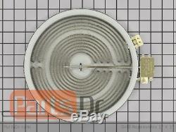 WPW10178022 NEW Whirlpool Jenn-Air Range Front Left Dual Haliant Element