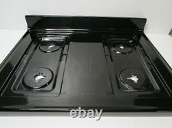 Whirlpool Gas Range Oven Cooktop, Black (29 3/4 x 24 x 4 3/4) W11213958 ASMN
