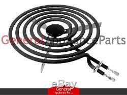 Whirlpool Jenn-Air Range Cooktop Stove 8 Surface Burner Element Y04100166