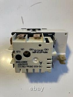 Whirlpool Range Surface Element Switch W10437097 W11129442