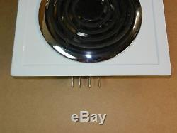 White Used Jenn-air A100 Cae10 Cartridge For Cooktop Or Range 2 Coil Element