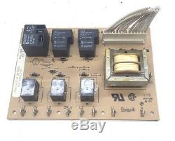 Y04100260 04100260 205985 USED Relay Control Board Jenn Air Range Oven S106
